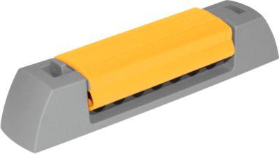 KabelClips van Serpa®, geel, 5-dlg pak
