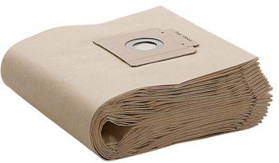 KÄRCHER papieren filterzakken voor stofzuiger T 15/1, pak van 10 stuks