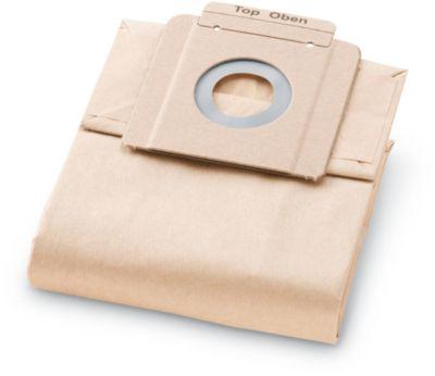KÄRCHER® Papierfiltertüten, für Trockensauger T 7/1, 10 Stück