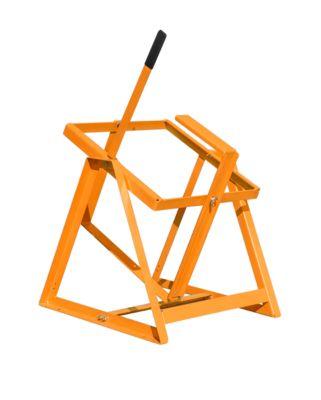 Kanister-Abfüllhilfe Typ KAH-60, lackiert, orange