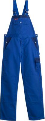KANSAS® Latzhose Color, blau/marine, Gr. 44
