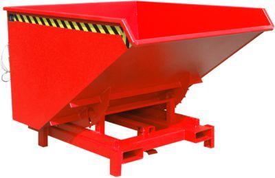 Kantelbak voor zware lasten SK 2100, rood