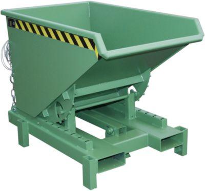 Kantelbak voor zware lasten SK 300, groen