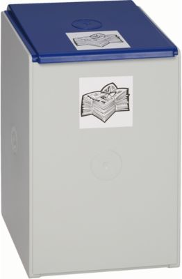Karat 2000 pre-selectieve afvalbak, 40 liter, 1 bak