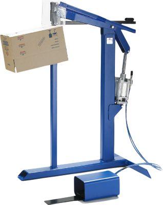 Kartonboden-Heftmaschine B 560