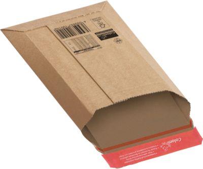 Kartonnen enveloppen, 150 x 250 mm, 20 stuks