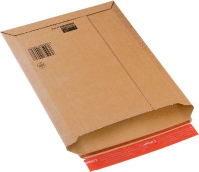 Kartonnen enveloppen, 246 x 357 mm, 20 stuks
