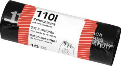 Kehrichtsack R-Logo 110l Rolle à 10 St.
