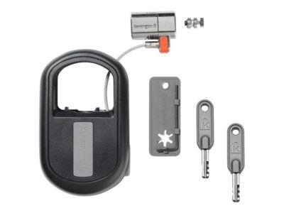 Kensington ClickSafe Keyed Retractable Laptop Lock Sicherheitskabelschloss