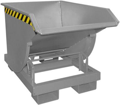 Kiepbak BKM 50, grijs