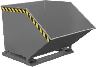 Kiepbak KK 1000, grijs