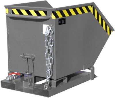 Kiepcontainer SKK 250, grijs