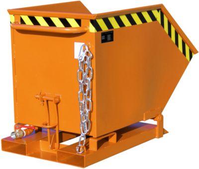 Kiepcontainer SKK 250, oranje