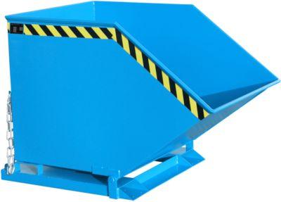 Kiepcontainer SKK 800, blauw