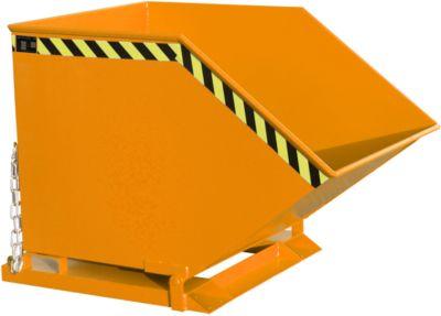 Kiepcontainer SKK 800, oranje