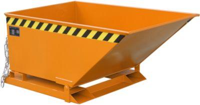 Kiepcontainer SKN 400, oranje