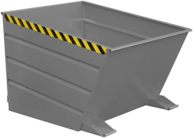 Kiepcontainer VD 650, grijs