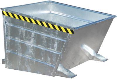 Kiepcontainer VD 800, verzinkt