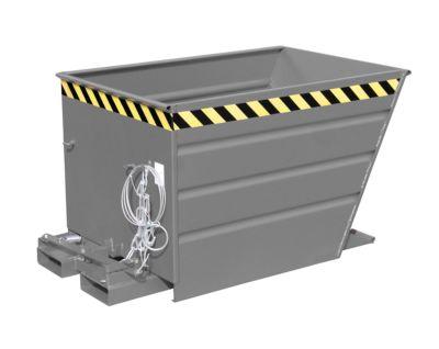 Kiepcontainer VG 550, grijs