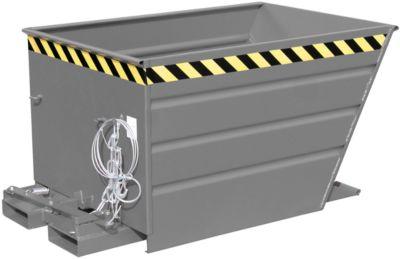 Kiepcontainer VG 700, grijs