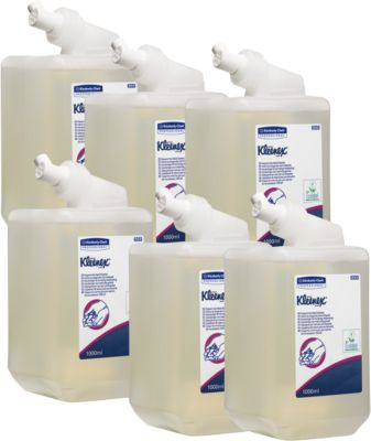 Kimberly-Clark® washlotion, transparant, niet geparfumeerd