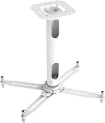 Kindermann plafondmontage Comfort² 30, voor projectoren, plafond-afstand 30 cm, volledig voorgemonteerd