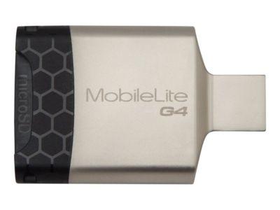 Kingston MobileLite G4 - Kartenleser - USB 3.0