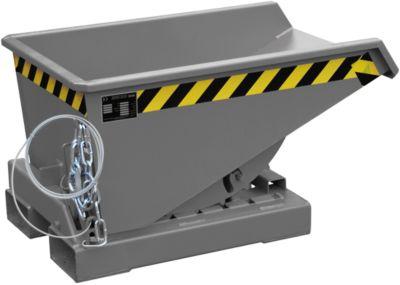 Kippbehälter EXPO 150, grau