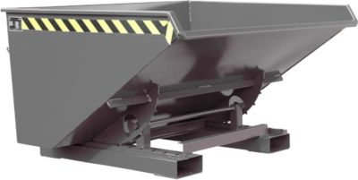 Kippbehälter EXPO 900, grau