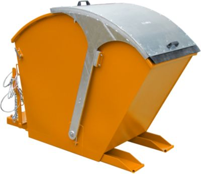 Kippbehälter RD 750, orange