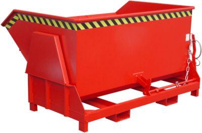 Kippbehälter Typ BK 150, rot