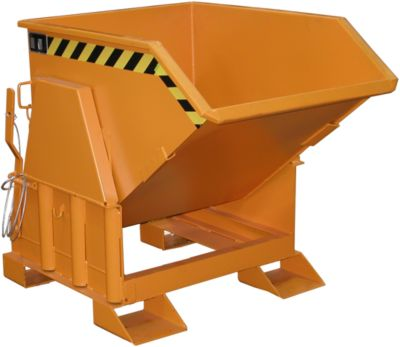 Kippbehälter Typ BK 50, orange