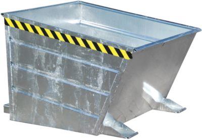Kippbehälter VD 650, verzinkt