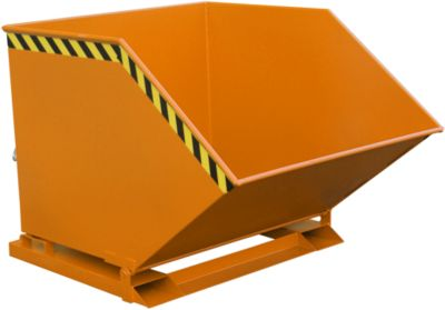 Kippmulde KK 1000, orange (RAL 2000)