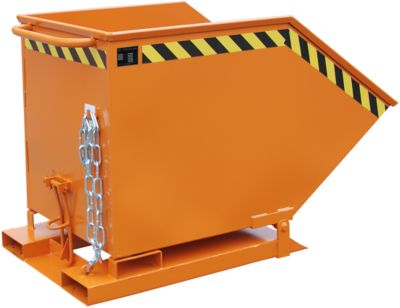Kippmulde KK 600, orange (RAL 2000)
