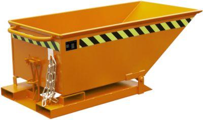 Kippmulde KN 250, orange (RAL 2000)
