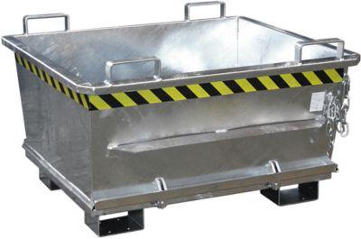 Klappbodenbehälter BKB 500, verzinkt