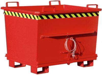 Klappbodenbehälter BKB 700, rot