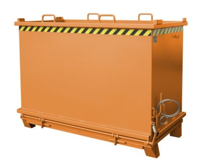 Klappbodenbehälter SB 2000, orange