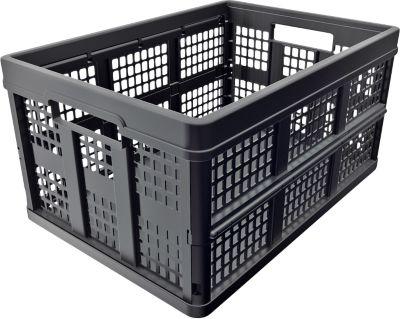 Klappbox für Klappmobil CLAX, 46 l, schwarz