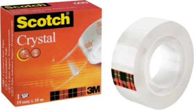 Klebeband Scotch® Crystal Tape