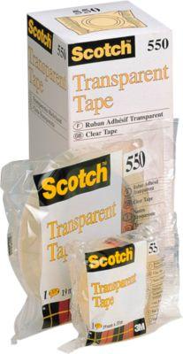 Klebeband transp. Scotch, 12 mm x 66 m