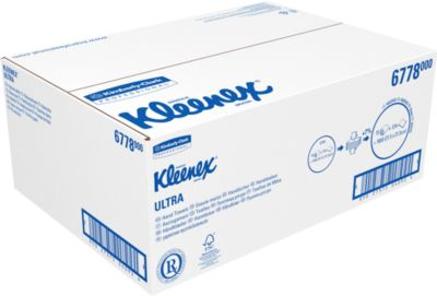KLEENEX® Ultra Handtücher, 1860 Tücher