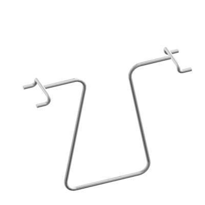 Klemmbügel, für Variabo Freiarmregal, T 250 mm