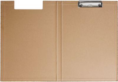 Klemmmappe Maul, Format A4, Klemmweite 8 mm, Kork naturbelassen, auch zum Aufhängen
