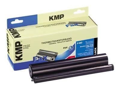 KMP F-B2 - 1 - Schwarz - Farbband