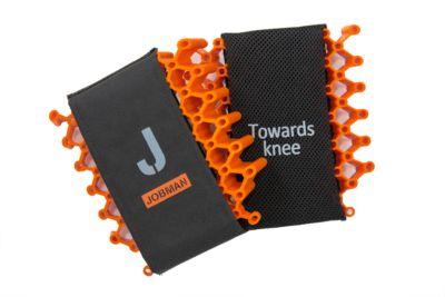 Kniepolster GP Advanced orange/grau One size