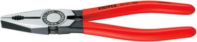 KNIPEX Kombizange 180 mm Kopf poliert