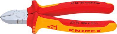 KNIPEX VDE-Seitenschneider 180 mm