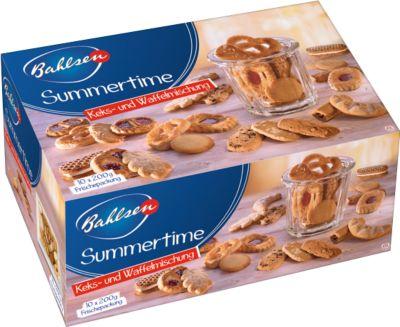 Koekjes Bahlsen Summertime, 2000 g